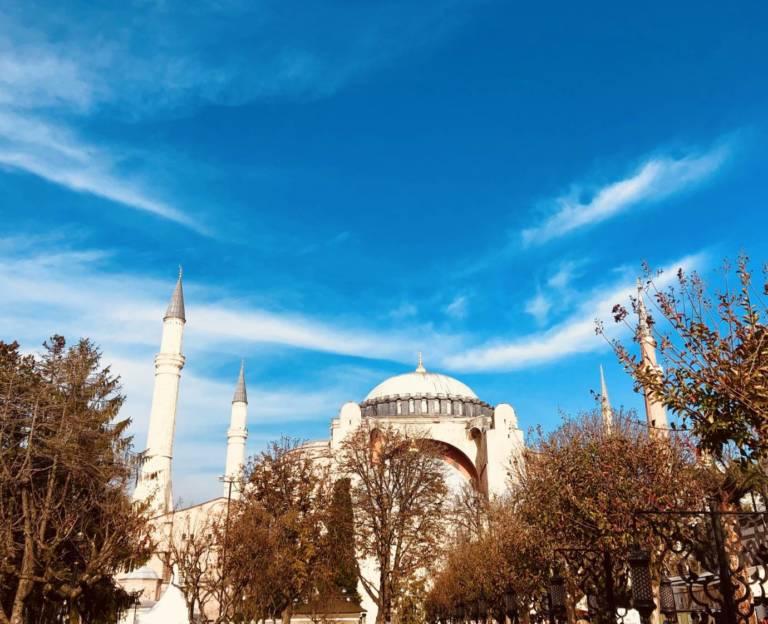 Hagia Sohia Istanbul