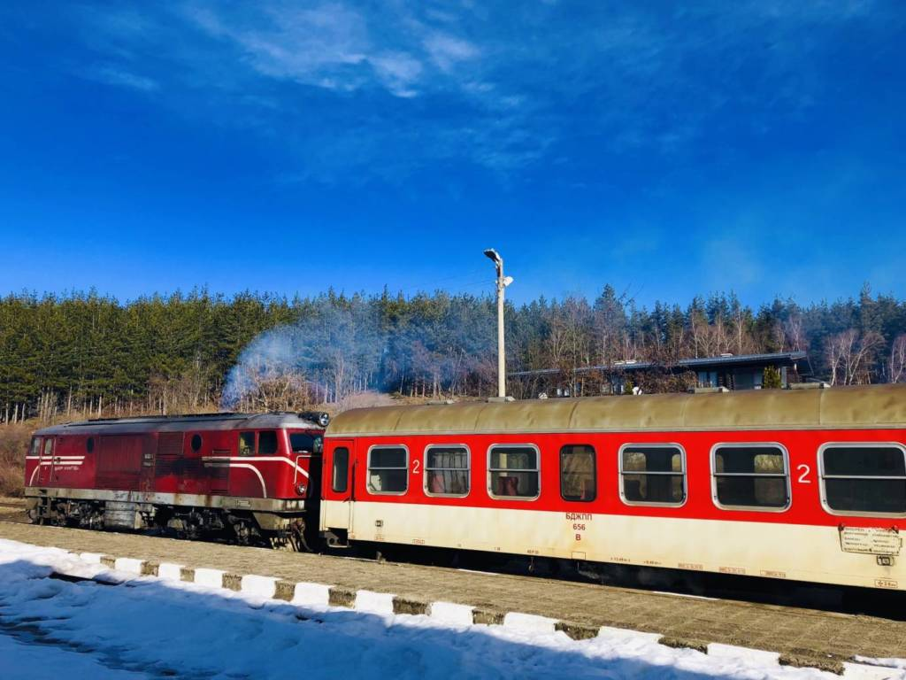 train_bulgaria